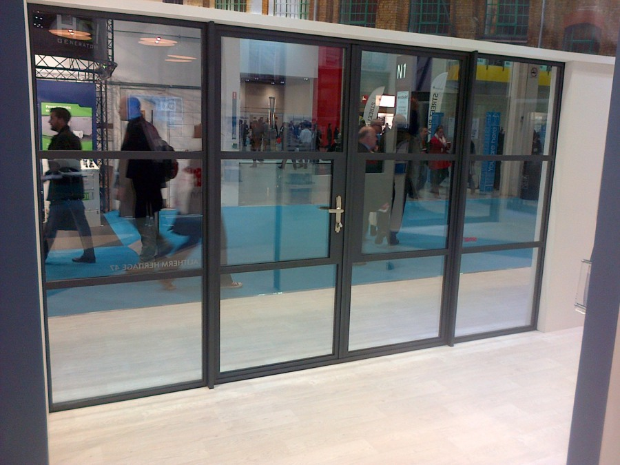Aluminium Bifold Sliding Slimline Doors And Windows In Sw London